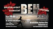 2011-12-24 1.Bratislavský Vianočný beh