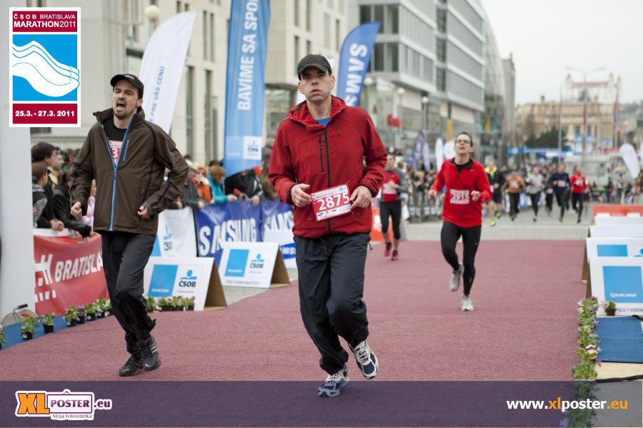 20110327 CSOB marathon