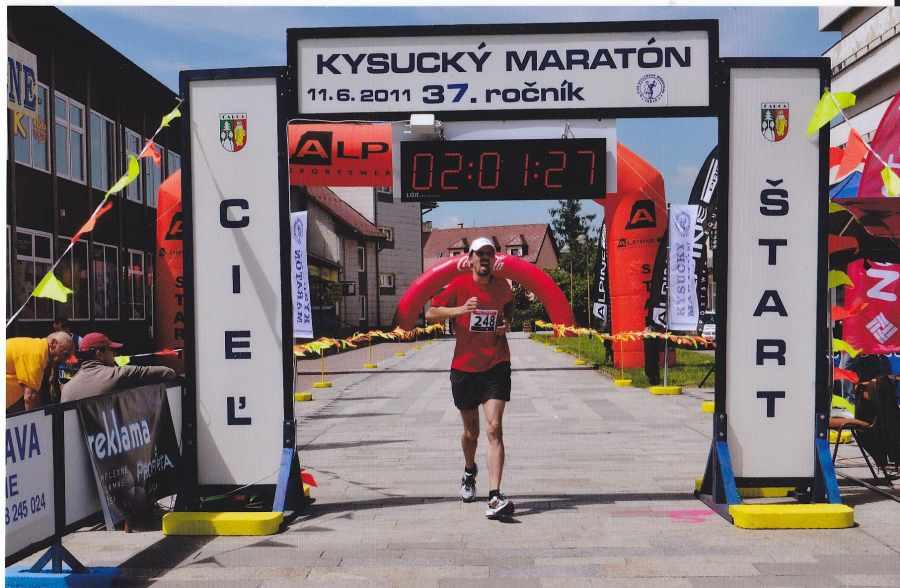 2011 Kysucky maraton