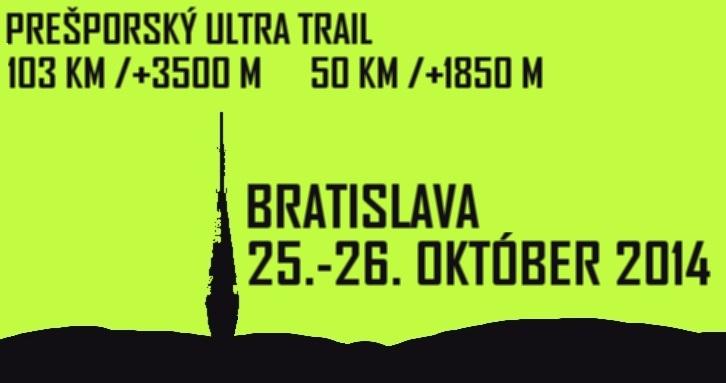2014-10-25 Prešporský ultra trial 50km/+1850