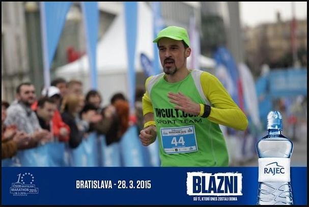 CSOB Maraton - Radko