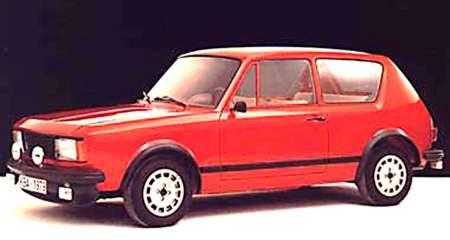 Volkswagen EA276 (1969)