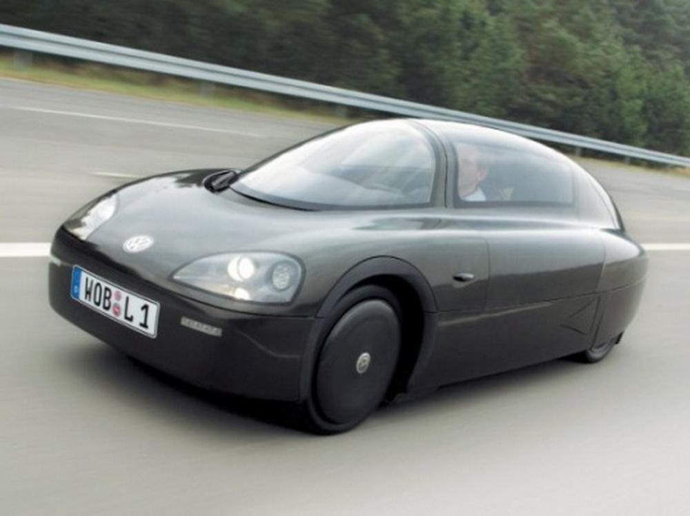 Volkswagen 1-Litre Concept (2002)