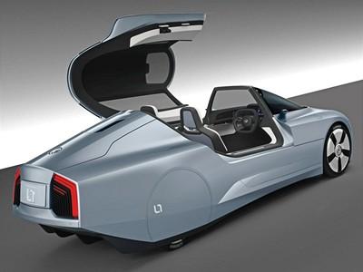 Volkswagen L1 Concept (2009)
