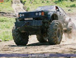 tatra 613 offroad