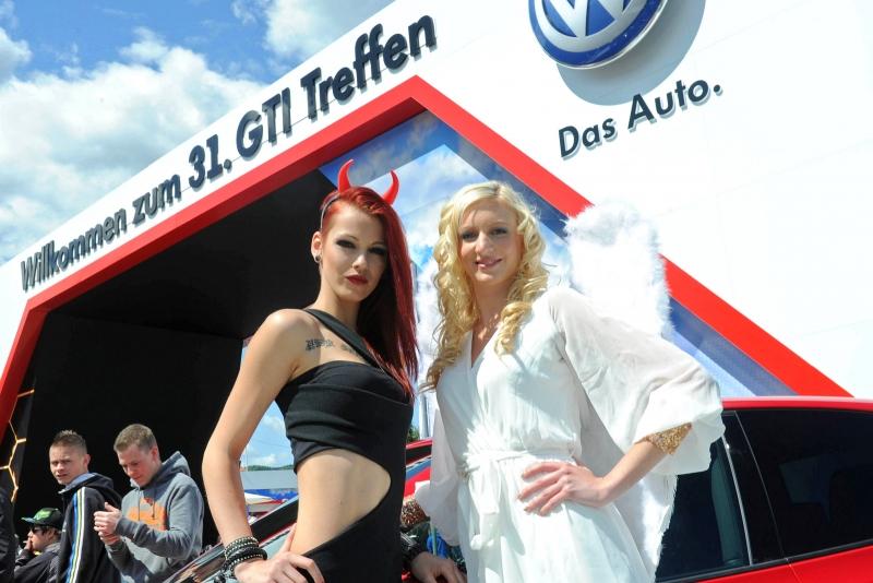 31. GTI Treffen am Wörthersee 2012