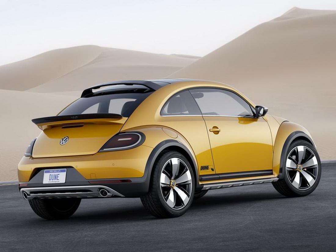 vw beetle dune (2016)