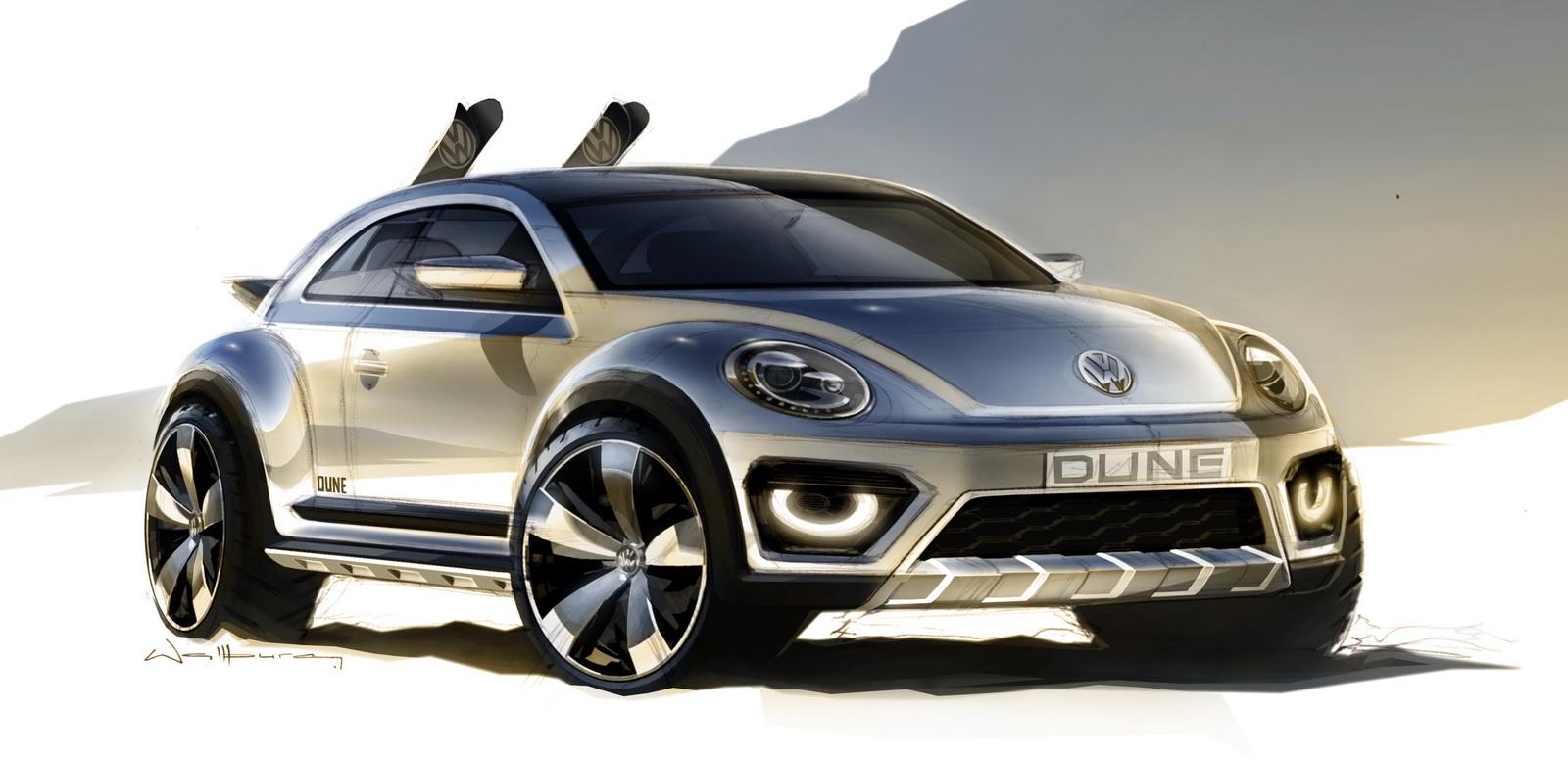 Volkswagen Beetle Dune (2014)