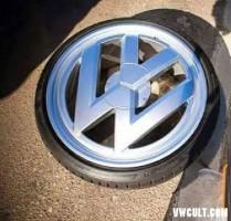 Volkswagen Logo Rims