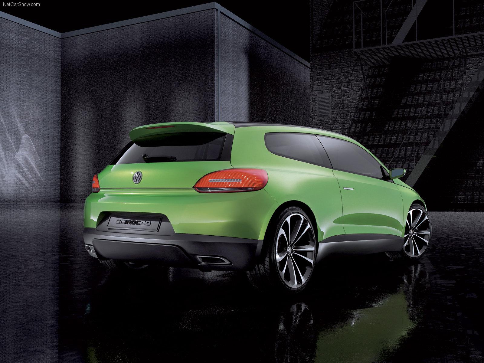 Volkswagen IROC concept (2006)