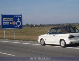 vw golf mk1 cabrio by luka