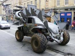 Beetle Monster