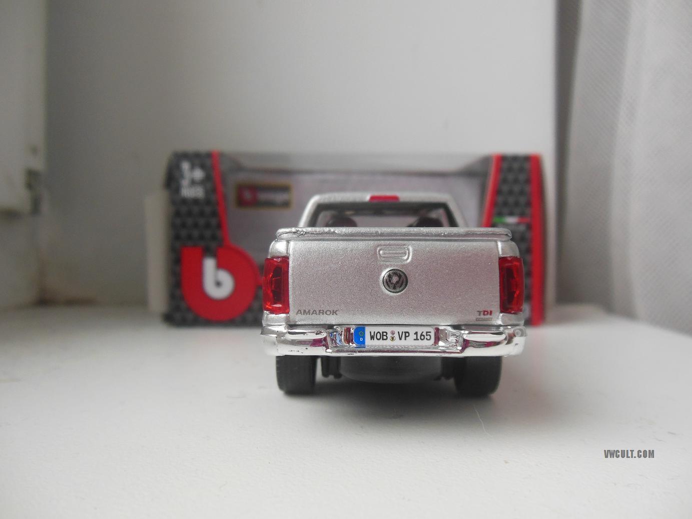 Volkswagen Amarok Bburago