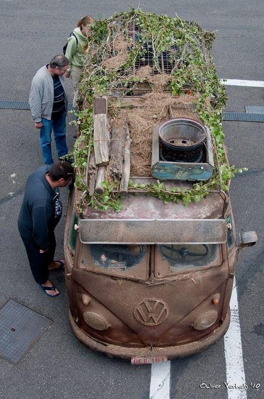 Volkswagen T1 Garden