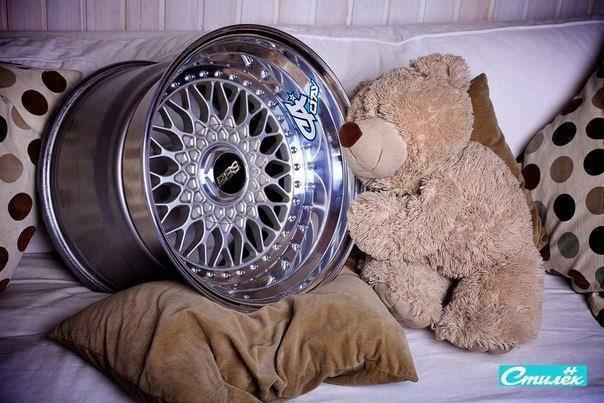 Wheels Tedy