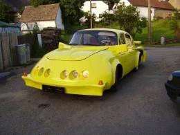 Tatra 603 tuning