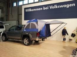 VW Amarok Caravansalon