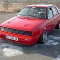 Volkswagen Golf mk2 Orciari front