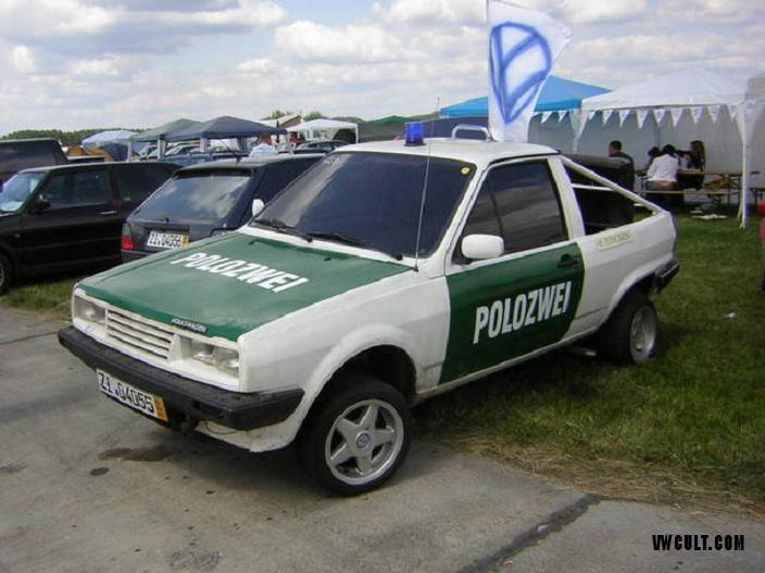 Volkswagen Polo mk2 Polozwei