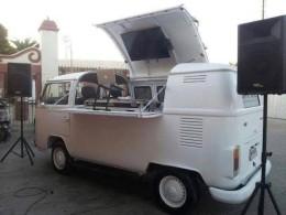 Volkswagen T2 for DJ