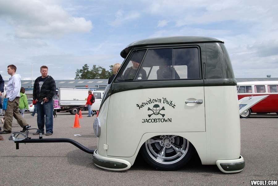 Volkswagen T1 trailer