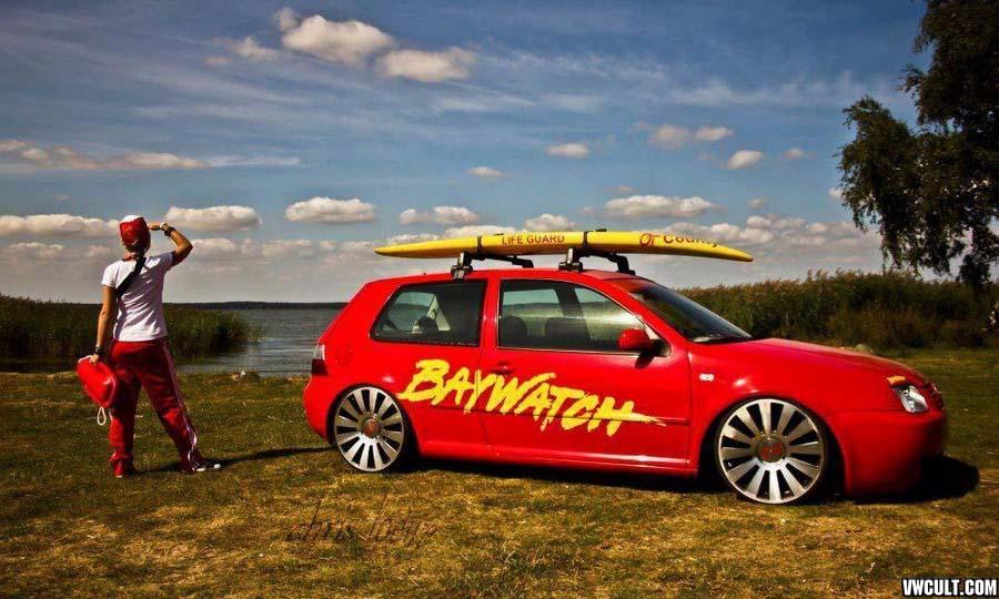 Volkswagen Golf Baywatch