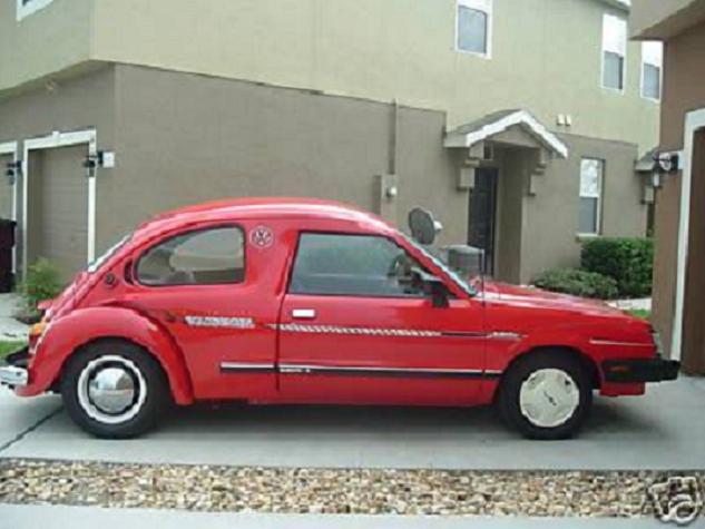 Beetle Toyota