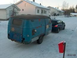 T1 Bus caravan