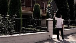 Lambo House Door