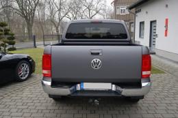 Volkswagen Amarok Grey Matt