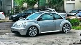 VW NewBeetle Bentley wheels