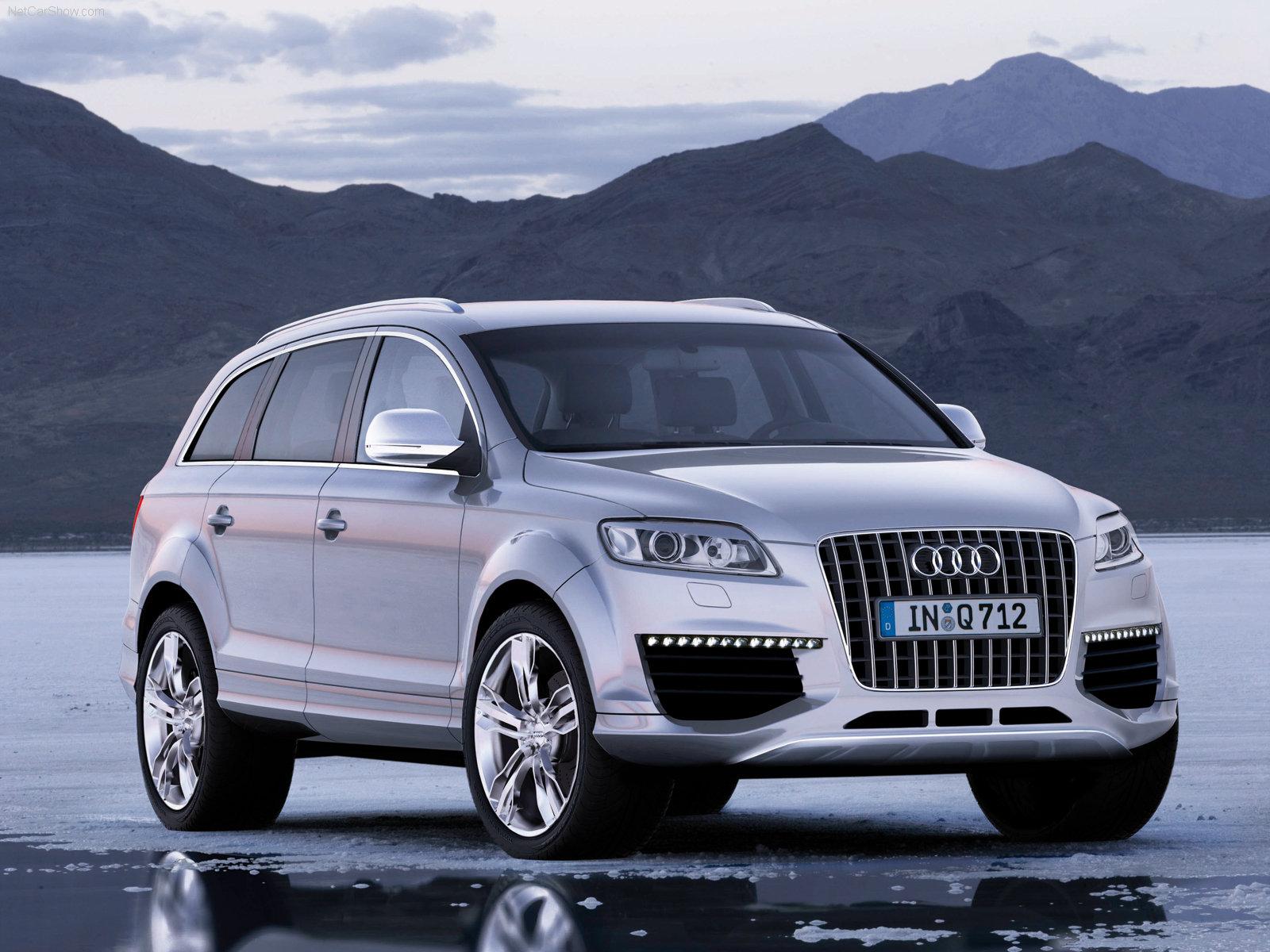 Audi Q7 (2007)