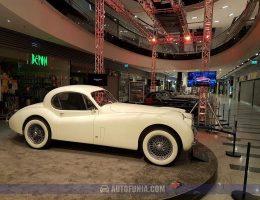 jaguar oldtimer exibition
