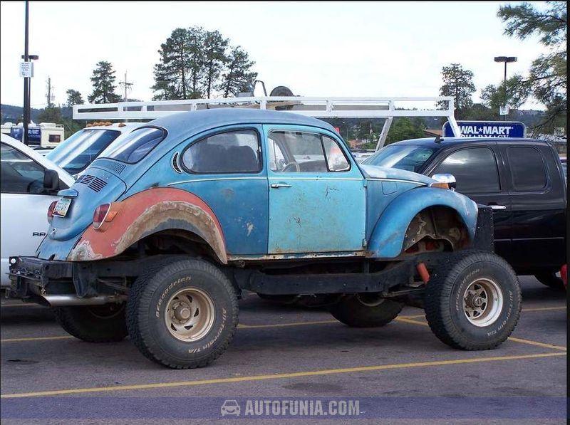 vw beetle extrem monster