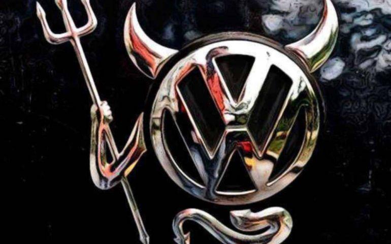 vw devil logo