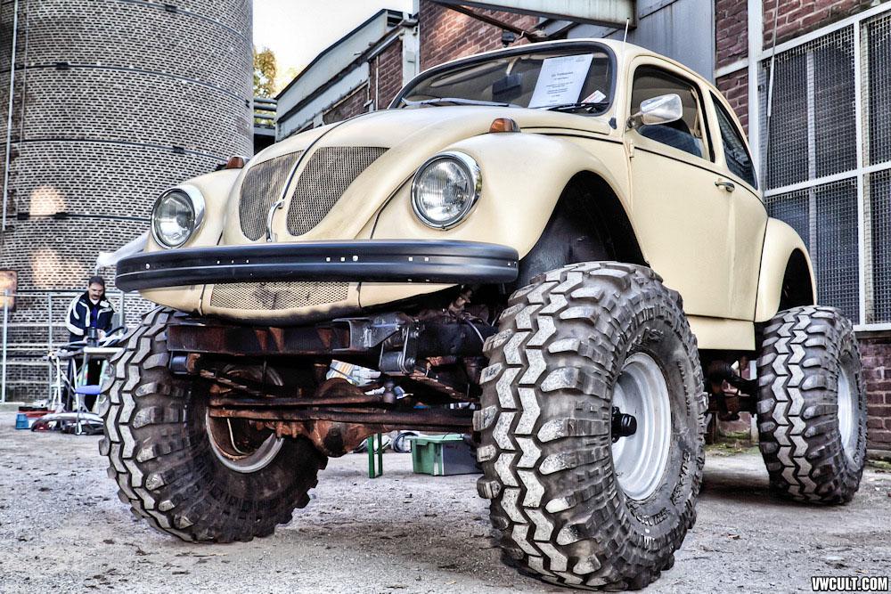 vw beetle offroad