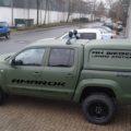 Volkswagen Amarok army green