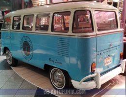 vw bus in munich