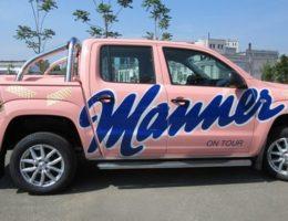 volkswagen amarok manner tour