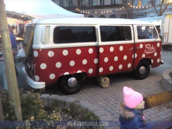 volkswagen t2 dots