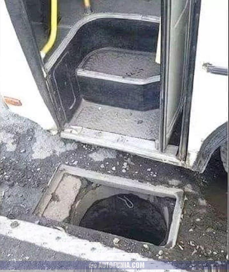 prestup na metro