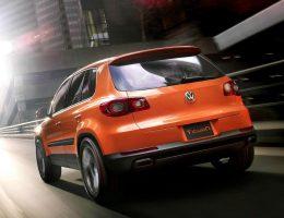 Volkswagen Tiguan Concept (2006)