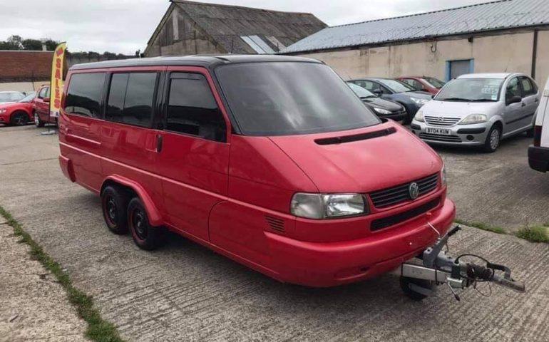 caravan t5
