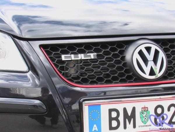 VW CULT emblem