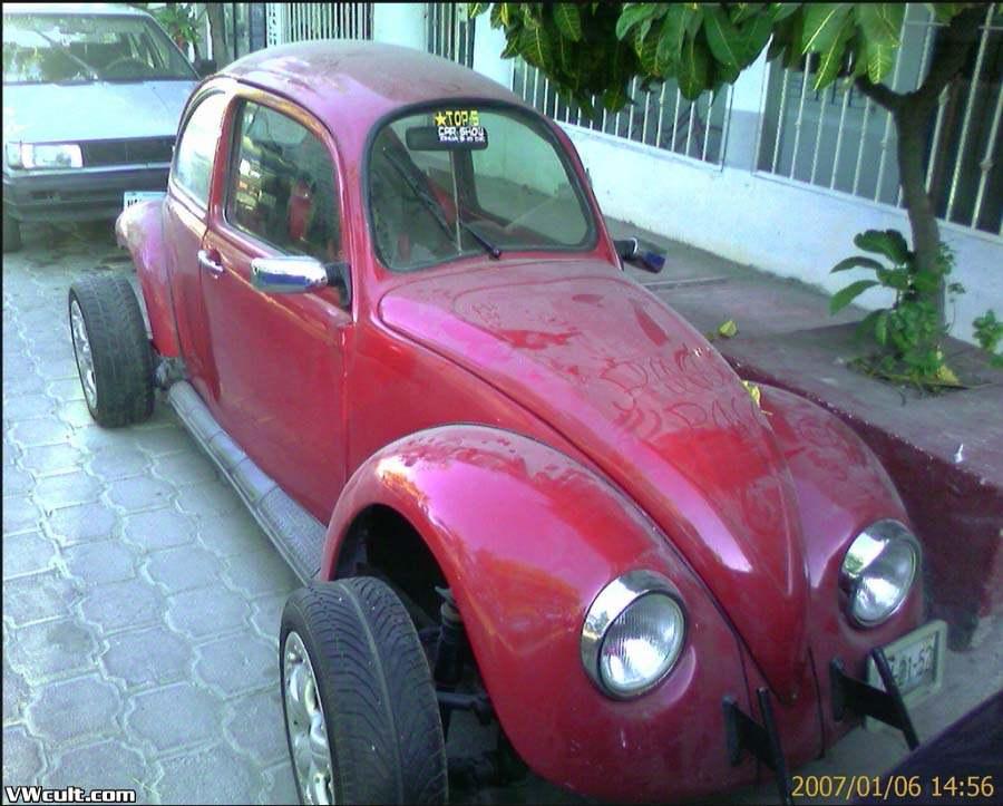 Volkswagen Beetle (narrow)