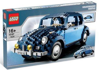 Lego 10187 – VW Beetle