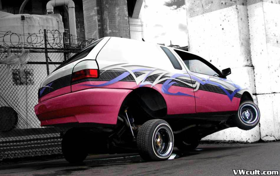 Volkswagen lowrider