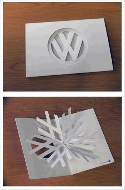 VW Snowflake
