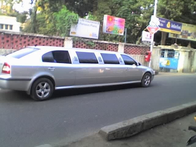 Skoda Octavia mk1 limousine
