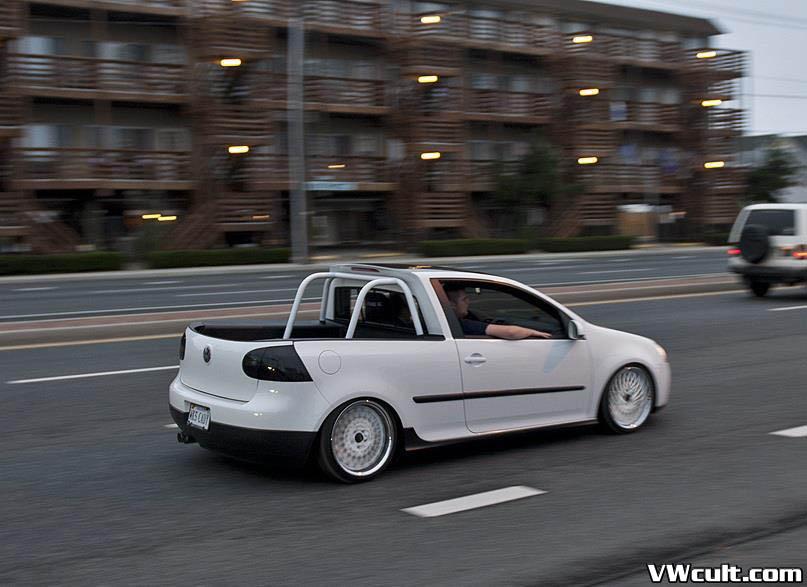 VW Golf V pickup